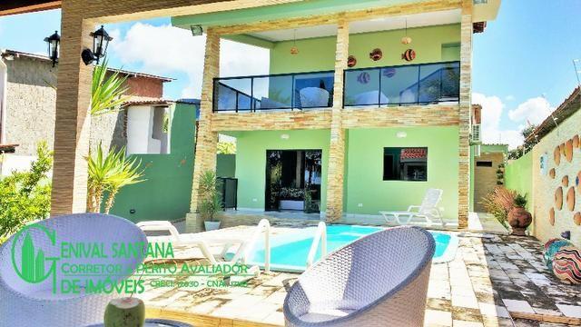 Oportunidade Casa 450 Mil - Cabo - Praia Enseadas!