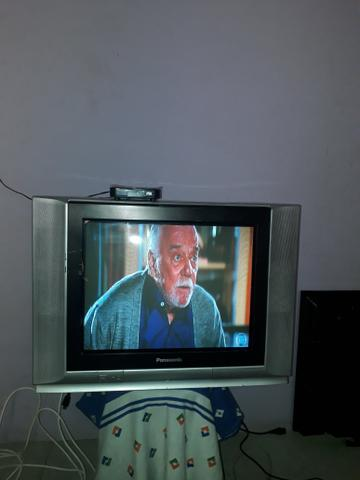TV 21Boa,(Garantia,Troco,cartão)Entrego - Foto 2