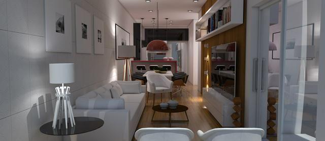 Casa 2/4 com suíte de 70 m² na Praia do Flamengo - Foto 2