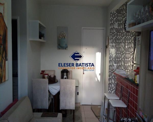 Apartamento à venda com 2 dormitórios em Vila da serra, Serra cod:AP00148 - Foto 4