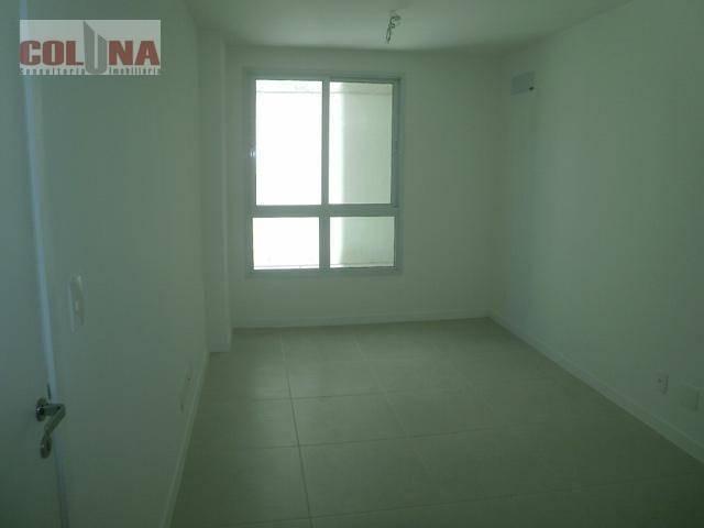 Apartamento com 3 dormitórios à venda, 110 m² por R$ 900.000 - Jardim Icaraí - Niterói/RJ - Foto 6