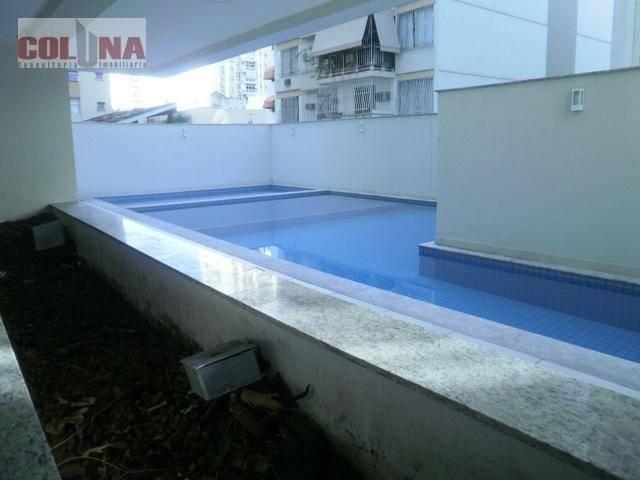 Apartamento com 3 dormitórios à venda, 110 m² por R$ 900.000 - Jardim Icaraí - Niterói/RJ - Foto 18