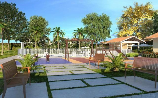 //Casas em Condomínio fechado com 2 qrts e terreno medindo 160 m2 - Foto 17