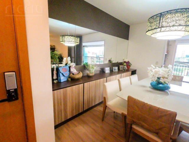 Maravilhoso apartamento no vila ema em sjc 4 dormitórios (3 suítes) 176 m² mega decorado 3 - Foto 7