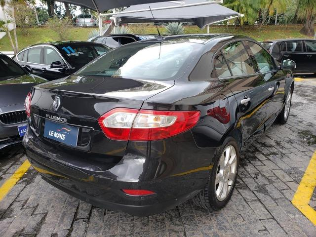 Renault Fluence Privilege, Completissimo, GNV 5 Geracao, Multimidia, Couro - Foto 8