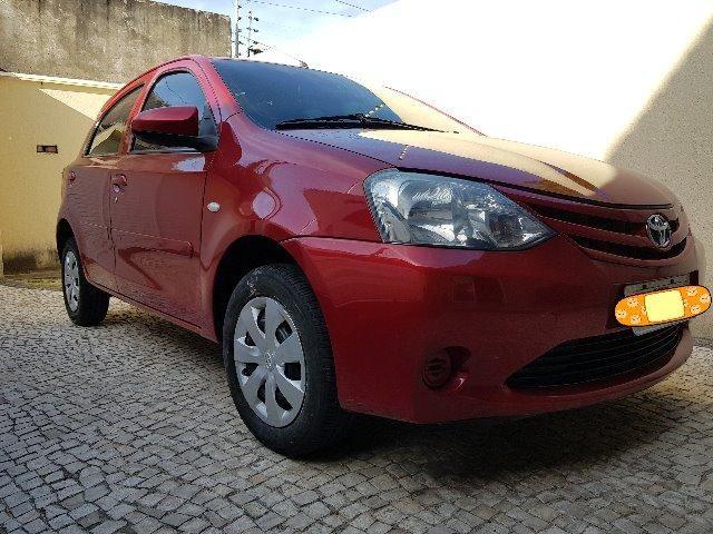 Toyota Etios 1.3 X hatch 2014 particular Novo - Foto 7