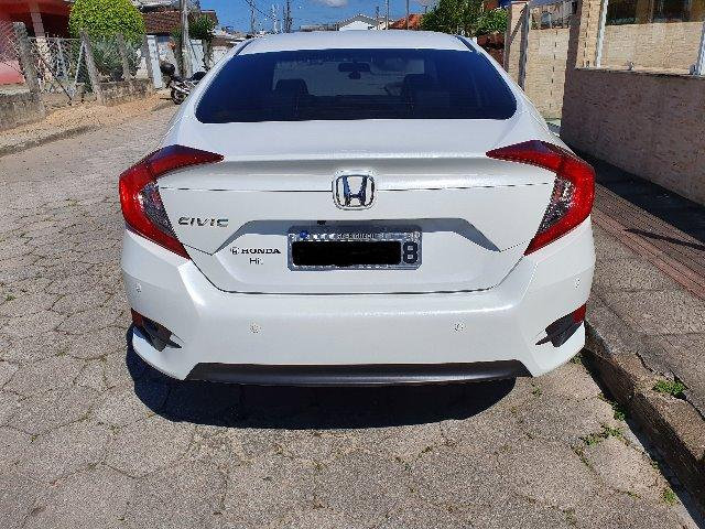 Honda Civic 2018/2018 2.0 16V Flexone EXL 4P CVT - Foto 3