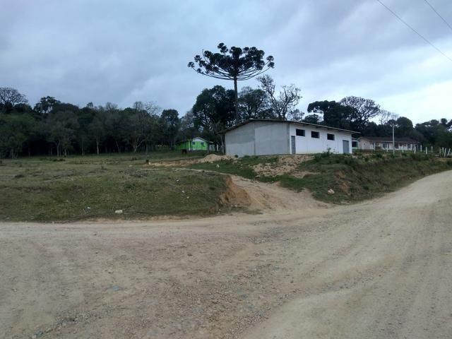 Vendo terreno e mais um barracão - Foto 3