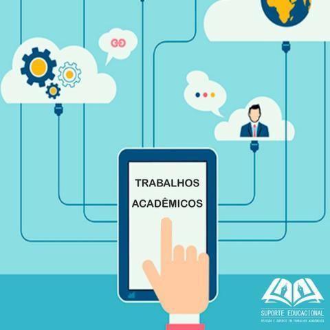 Trabalhos Acadêmicos e Escolares
