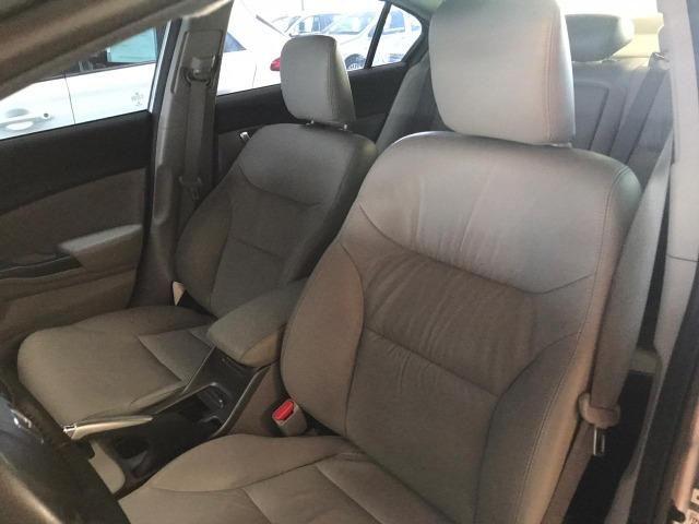Honda Civic 2015 Sedan LXR 2.0 Flexone 16V Aut - Leia o Anuncio!!! - Foto 8