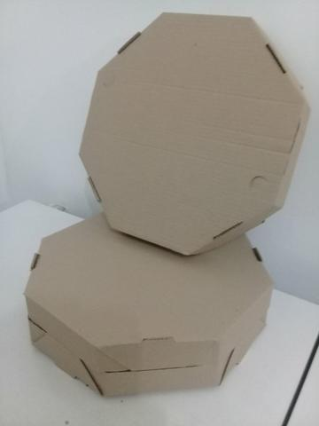 Caixa de pizza Com sua logomarca - Foto 3