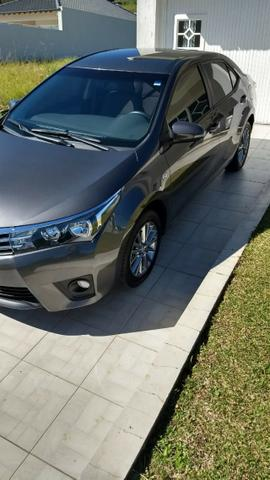 Corolla 2016 xei automático - Foto 2