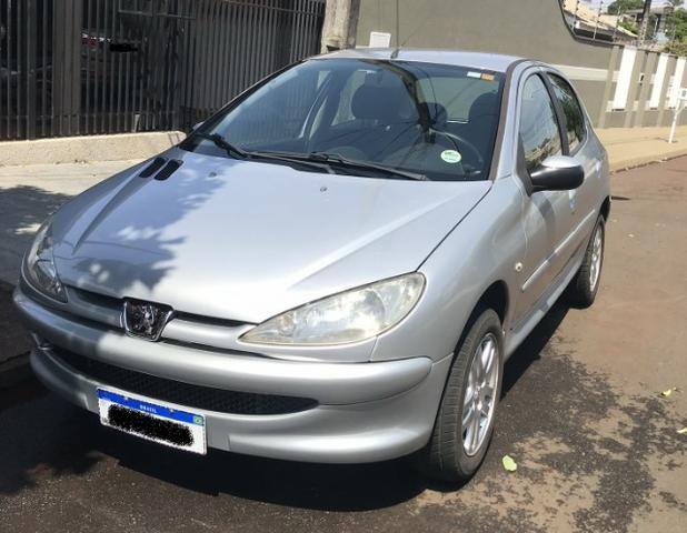 Peugeot 206 Sensation 1.4 Flex 2007 - Foto 2