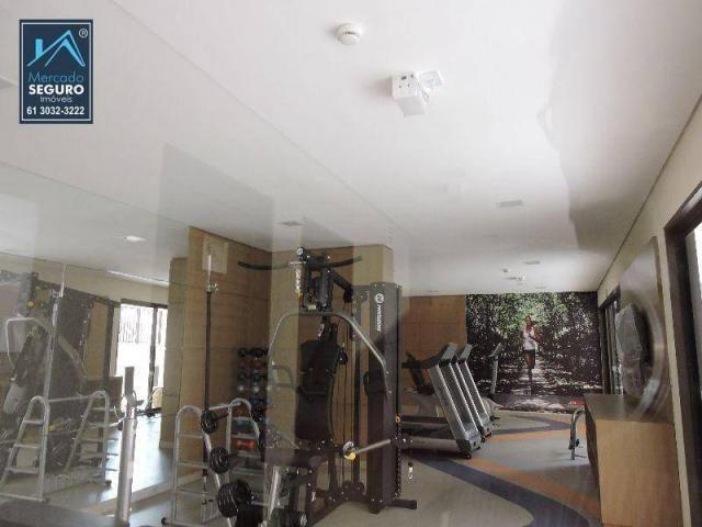 Apartamento à venda, 37 m² por R$ 230.000,00 - Sul - Águas Claras/DF - Foto 9