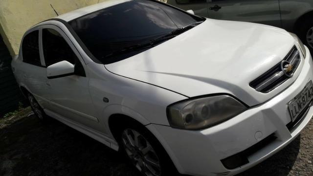 Vendo astra 2011 top completo com GNV quero só 22.500