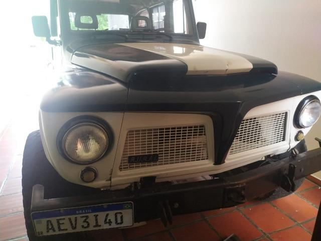 Vendo Rural Willys ano 1972 Turbo Diesel - Foto 5