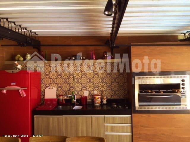 Casa para venda em eusébio, guaribas, 3 dormitórios, 3 suítes, 4 banheiros, 4 vagas - Foto 16