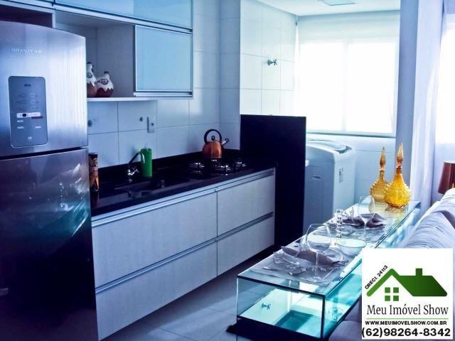 Apartamento 2 qts 1 suite 1 vaga,novo lazer completo ac financiamento - Foto 5