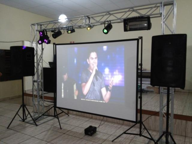 Dj, som e iluminaçao para seu evento - Foto 4