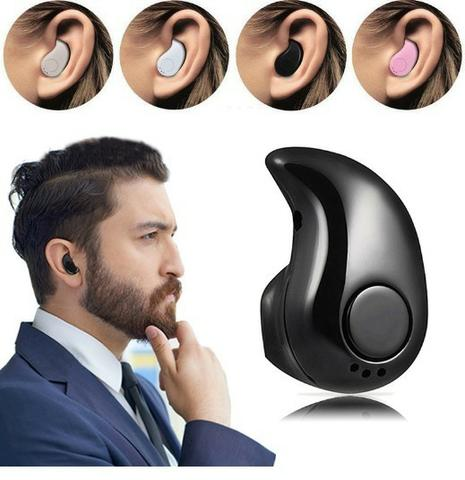 Mini Fone de Ouvido Sem Fio Bluetooth - Foto 3
