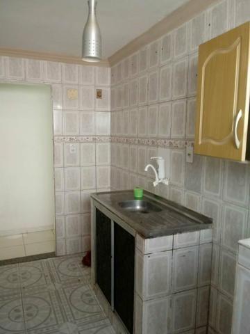 Apartamento após Mercado Atacadão na Fazenda Grande 2 com garagem aluguel R$590,00 - Foto 4
