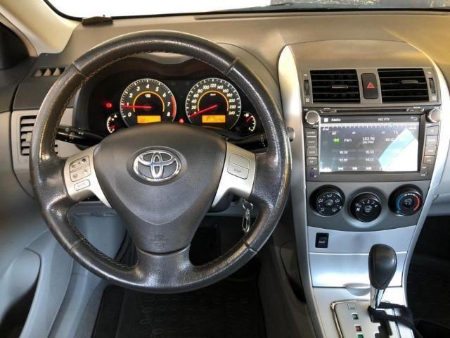 Toyota Corolla GLI 1.8 FLEX AUTOMÁTICO - Foto 9