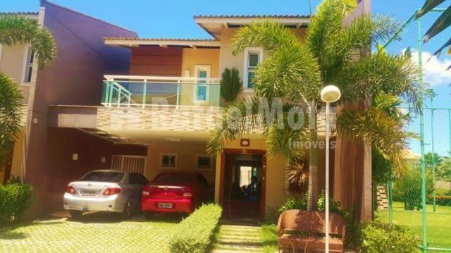 Casa para venda em eusébio, guaribas, 3 dormitórios, 3 suítes, 4 banheiros, 4 vagas - Foto 2