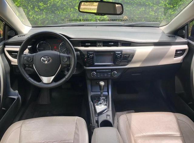 Toyota Corolla 2.0 Xei Automatico - 2015 - Foto 6