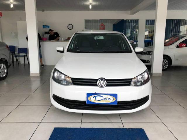 Volkswagen Voyage 1.0/1.0 City Mi Total Flex 8V 4p - Foto 3
