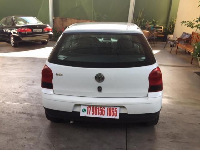 Volkswagen gol 2007 1.0 mi city 8v flex 2p manual g.iv - Foto 5