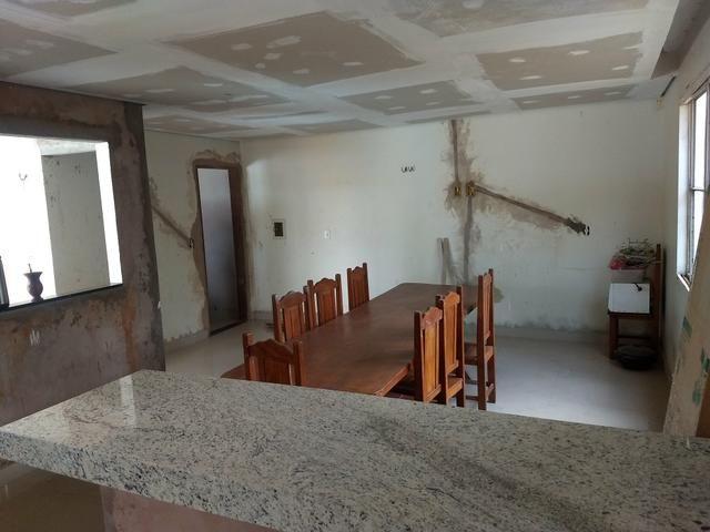 Arniqueiras QD 05 Casa piscina churrasqueira condomínio lote 970m só 570mil - Foto 4