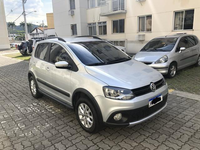 VW - Volkswagen CROSSFOX 1.6 Automático Muito Novo - Foto 3