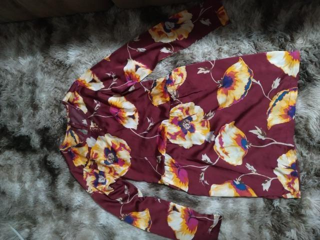 Calças e Vestidos