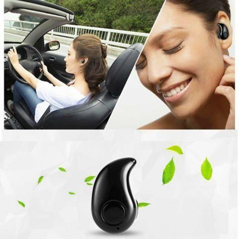 Mini Fone de Ouvido Sem Fio Bluetooth - Foto 2