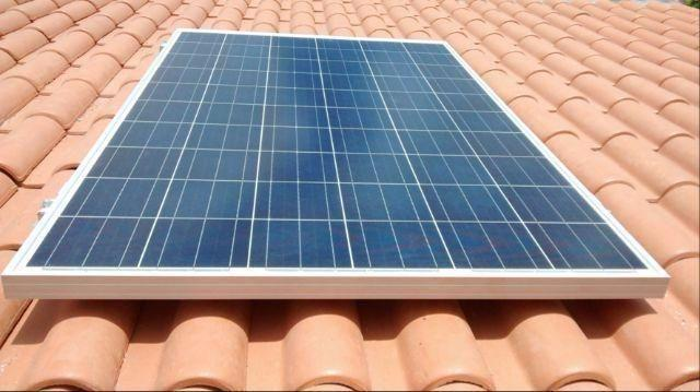 Sistema Solar Fotovoltaica Off Grid