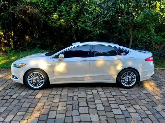 Ford Fusion Titanium awd 2015 2.0 Turbo (Pacote premium/interior caramelo) - Foto 2