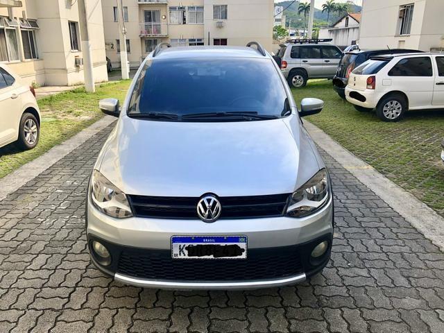 VW - Volkswagen CROSSFOX 1.6 Automático Muito Novo