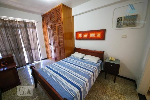 Apartamento com 1 dormitório para alugar, 60 m² por R$ 2.100/mês - Icaraí - Niterói/RJ - Foto 11