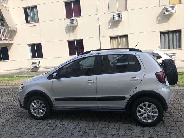 VW - Volkswagen CROSSFOX 1.6 Automático Muito Novo - Foto 8