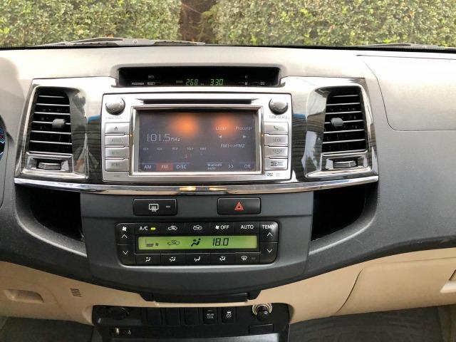 Hilux Sw4 3.0 Diesel Automatico 4x4 (7 Lugares) - 2014 - Foto 10