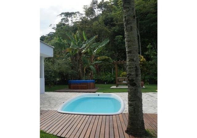 Casa de frente para o mar, em residencial na Praia da Sununga, 4 suites - Foto 20