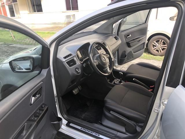 VW - Volkswagen CROSSFOX 1.6 Automático Muito Novo - Foto 9