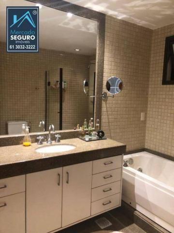Cobertura para alugar, 370 m² por R$ 15.000,00/mês - Asa Sul - Brasília/DF - Foto 13