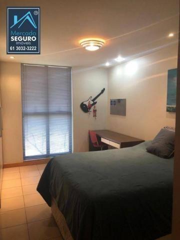 Cobertura para alugar, 370 m² por R$ 15.000,00/mês - Asa Sul - Brasília/DF - Foto 19