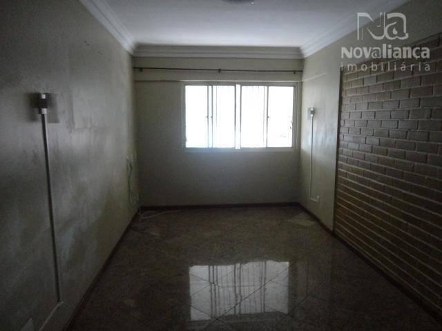 Apartamento com 2 dormitórios à venda, 70 m² por R$ 220.000 - Jardim Camburi - Vitória/ES - Foto 3