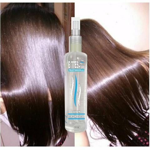Perfume Capilar 120 ml Fluido De Brilho Hidratação Bittes Hair - Foto 4