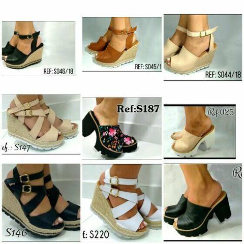 5dbf378065 Sandálias da moda - Roupas e calçados - Barros Filho