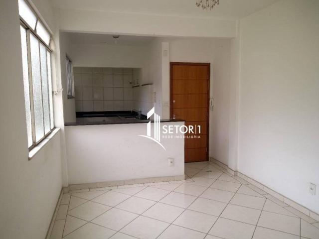 Apartamento com 3 quartos para alugar, 90 m² por R$ 1.100/mês - Paineiras - Juiz de Fora/M - Foto 2