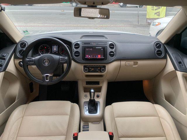 Tiguan 2012/2013 2.0 tsi 16v turbo gasolina 4p tiptronic - Foto 5