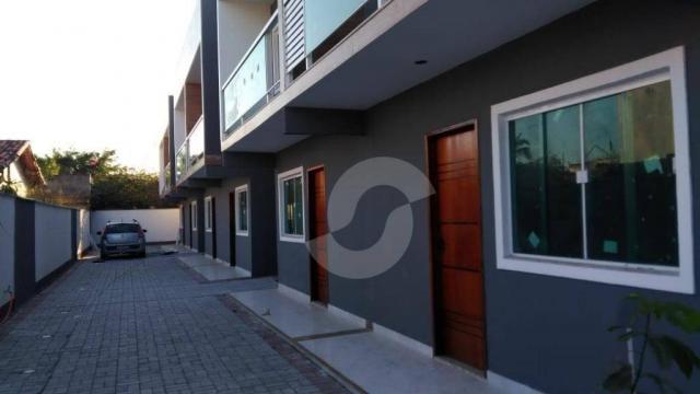 Casa com 2 dormitórios à venda, 75 m² por R$ 185.000,00 - Itaipuaçu - Maricá/RJ - Foto 2
